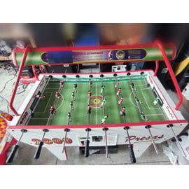 Futbolín 2000 Competición. Marca Presas