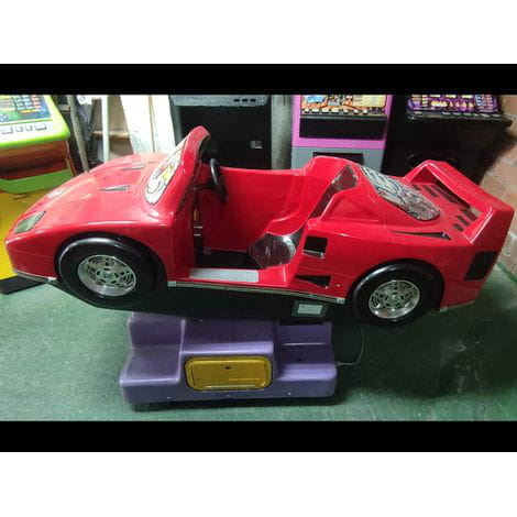Coche Deportivo Ferrari mecánico Falgas.