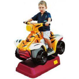 Quad kiddie ride Falgas