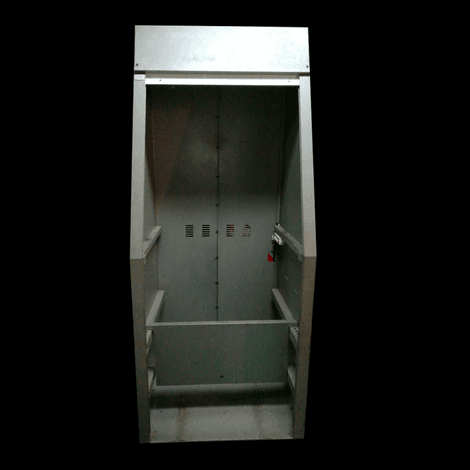 Armario de seguridad Máquina Recreativa.