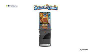 Portada Video Samarkanda. Gigames